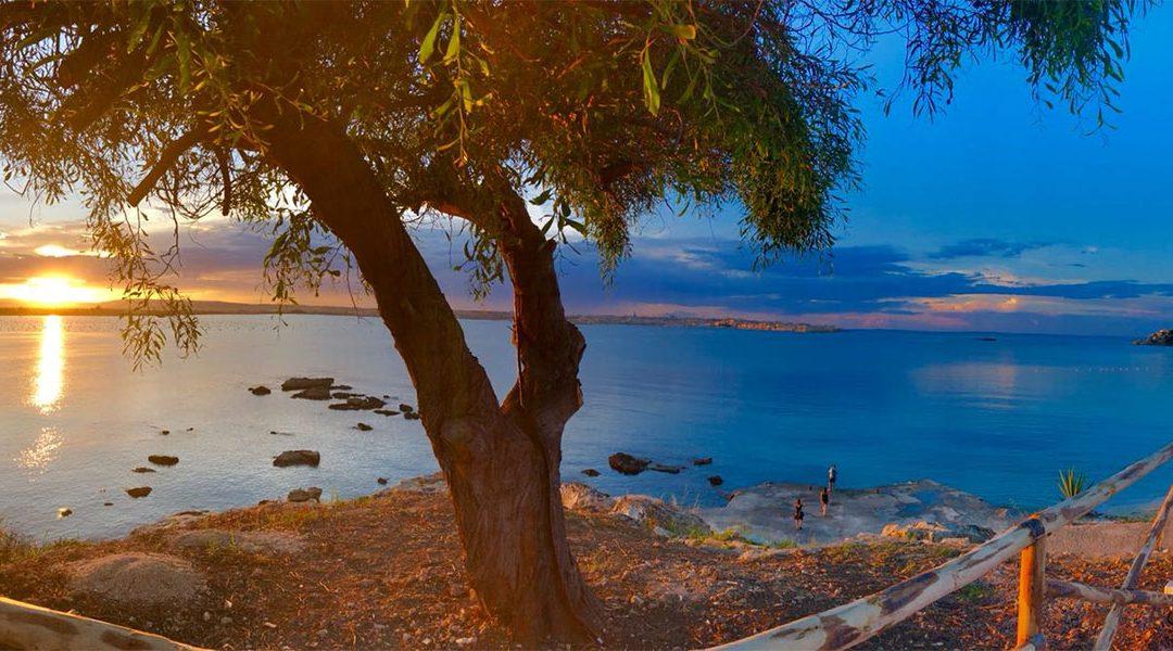 Gyrokinesis al tramonto